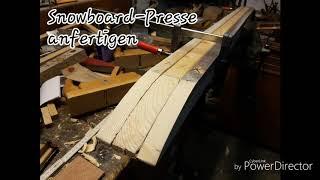 DIY: Snowboard bauen