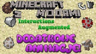 Minecraft z Modami #111 - Augmented Interactions - Dodatkowe Animacje!