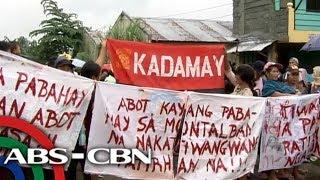 TV Patrol: Ilang tumiwalag sa Kadamay, 'handang bayaran' ang inokupang pabahay