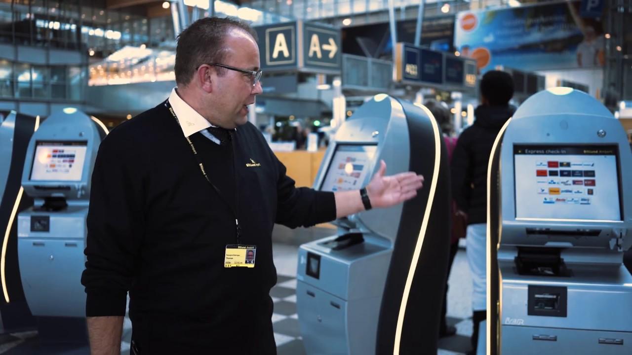 job i billund lufthavn