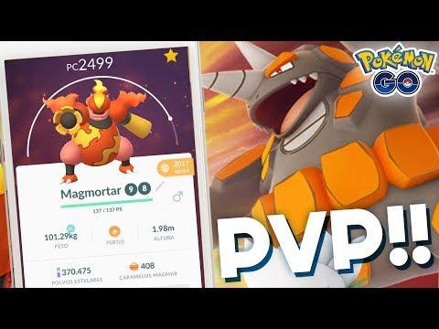 PROBANDO EQUIPOS DE PVP!! | 957 | POKEMON GO thumbnail