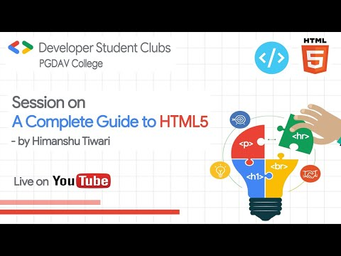 A Complete Guide To HTML5  #html #webdevelopment #css #website