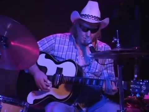 Hasil Adkins COMPLETE CONCERT at WIll's Pub - Orlando FL - December 2003