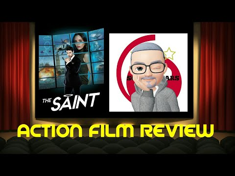 The SAINT 2017 Film  Sir Roger Moore, Adam Rayner