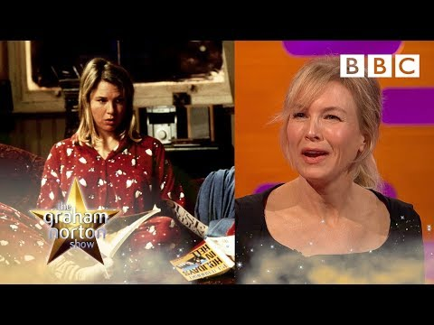 Renee Zelwegger looks back at Bridget Jones | The Graham Norton Show - BBC