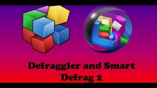 Defraggler and Smart Defrag 2