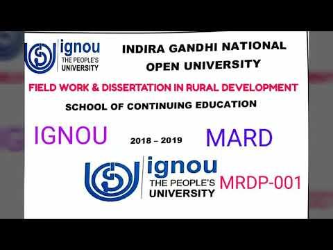 dissertation - mrdp-001