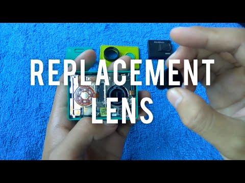 Cara Ganti Lensa Xiaomi Yi Action Camera Ke Lensa GOPRO/YI