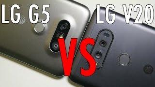 LG V20 vs LG G5 Quick Comparison: The V20 doesnt need any