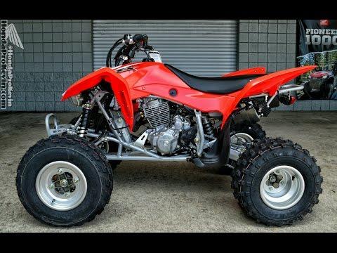 2014 Honda TRX400X Sport ATV / Quad Walk-Around Video (TRX400EX)