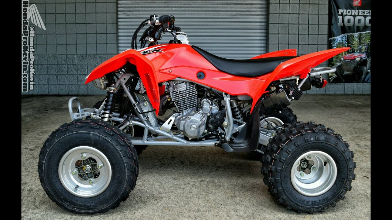 2014 Honda TRX400X Sport ATV / Quad Walk-Around Video ...
