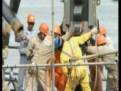 สารคดีการเจาะน้ำมัน (Oil Rigs)