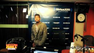 Sig Muzik Shade 45 Instudio Performance With Dj KaySlay