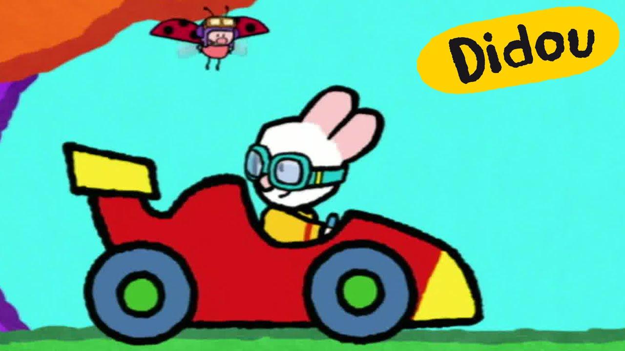 voiture didou dessine moi une voiture dessins anim s pour les enfants youtube. Black Bedroom Furniture Sets. Home Design Ideas