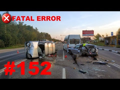 🚘🇷🇺[ONLY NEW] Russian Car Crash Compilation (5 September 2018) #152