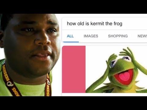 How old is Kermit (HELLO MY BABY, HELLO MY HONEY)