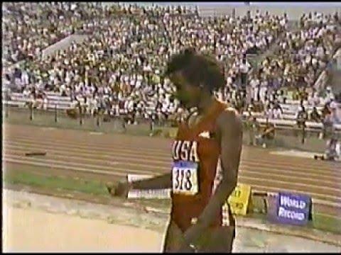 Jackie Joyner Kersee - Pan American Games 1987