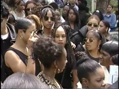 rare footage of eazy e funeral youtube