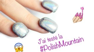 Polishmountain : plus de 100 couches de vernis!
