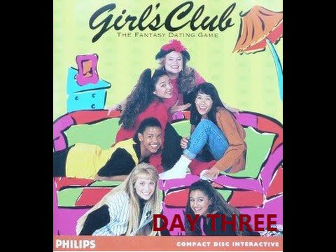 The 12 Days Of PainMas Year Two - Day Three - Girl's Club (Philips CD-i - 1992)
