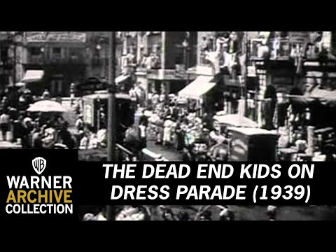 The Dead End Kids on Dress Parade (Original Theatrical Trailer)