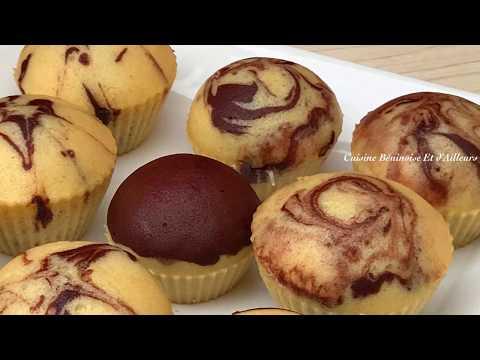 gâteau-marbré-sans-four-//-sponge-cake-without-oven