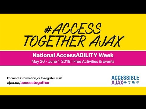 #AccessTogetherAjax - Introduction