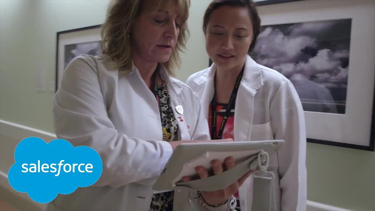 UCSF: The Connected Hospital