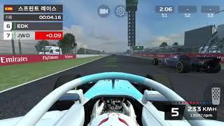 BARCELONA CATALUNYA CIRCUIT  - F12018  - F1 MOBILE RACING