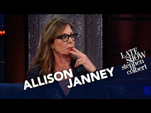 Allison Janney: I Feel Sorry For Sean Spicer