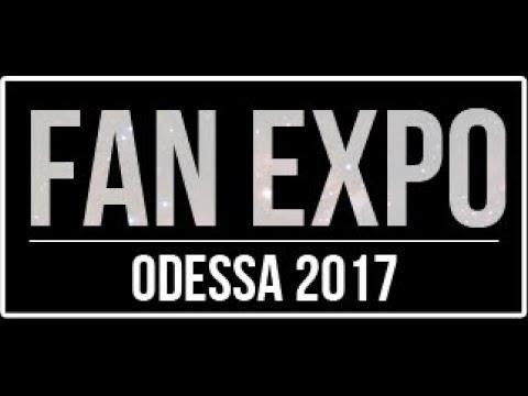 Fan Expo Odessa 2017 | Tenshi-TV | Teaser #1