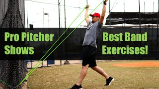 J-Band Warm-Up Routine for Pitchers (Band Exercises That Work!)