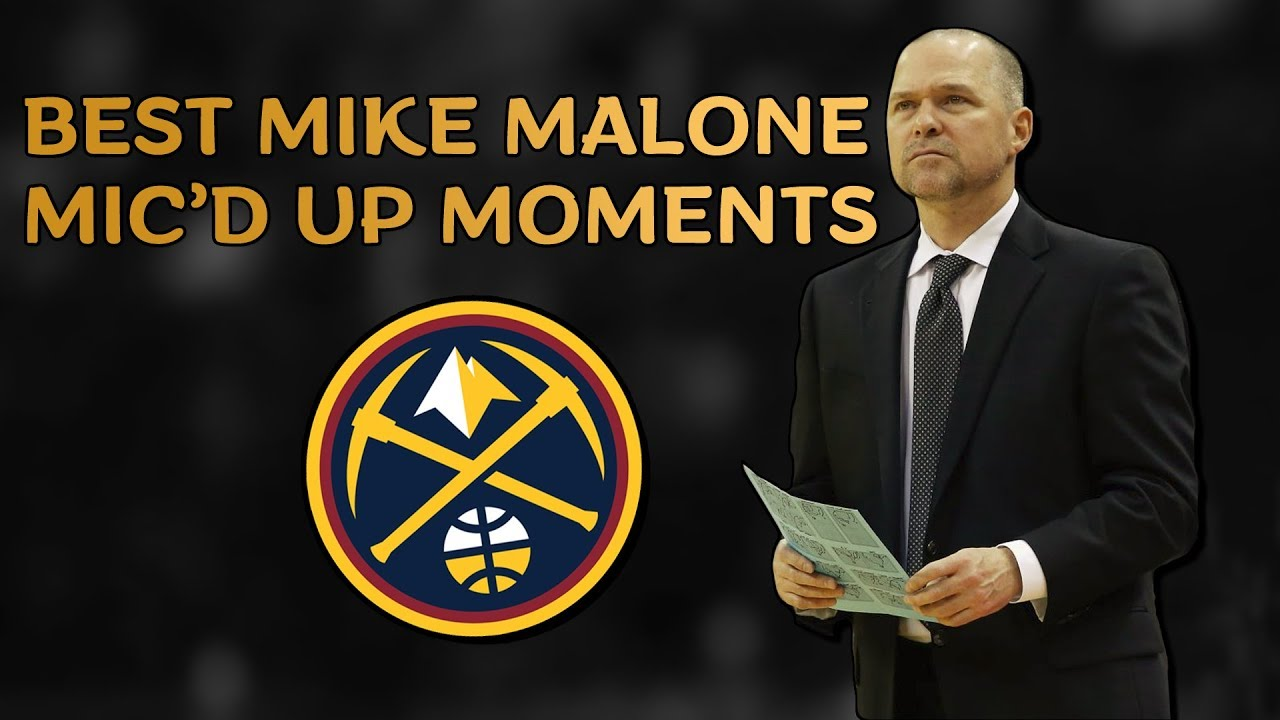 Mike Malone Says Nuggets Played 'Very Un-Nugget-Like' Late in ...