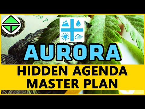 Aurora Cannabis GENIUS MASTER PLAN/UNCOVERED, TGOD in Top 5 Cannabis Companies