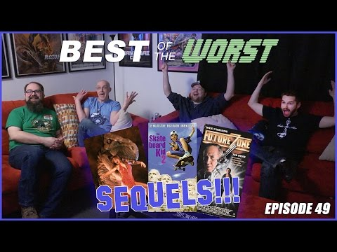 Best of the Worst: Carnosaur 2, The Skateboard Kid 2, and Future Zone