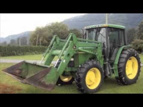 Big Green tractor Jason Aldean