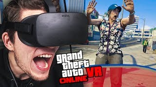 GTA Online in der Virtual Reality
