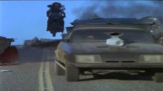 Mad Max 2: The Road Warrior (out 1981), directed by George Miller