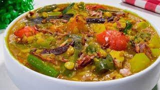 VegetableSobji Recipe
