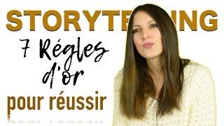 STORYTELLING : Comment créer des histoires captivantes ?