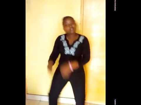 Carol dancing Kumbe Kumbe by Bahati & Mr Seed