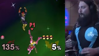 0 to Deaths in Super Smash Bros. Melee #2
