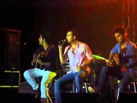 Ver Video de Reik Creo en Ti - Reik (Concierto Radio Tiempo Barranquilla 2011)