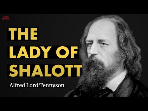 The Lady of Shalott - Alfred Lord Tennyson poem reading | Jordan Harling Reads