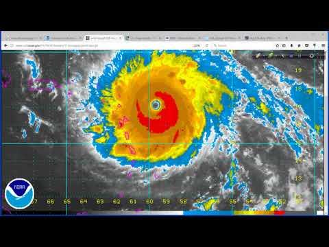 Hurricane Irma Video Discussion: 5:15 PM ET Sept 5