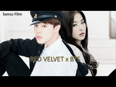 RED VELVET X BTS - Would U Be | Miss Right (Mashup) (Color Coded Lyrics/Han/Rom/Eng)