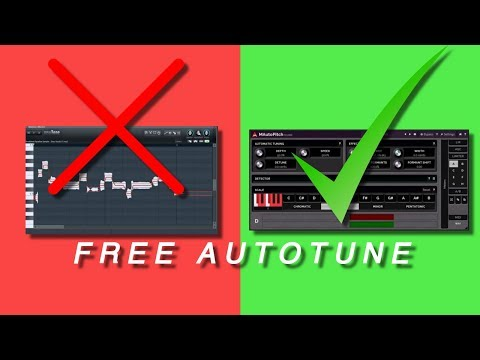 I FOUND THE BEST FREE AUTOTUNE SOFTWARE | Making A Beat Using Auto Tune