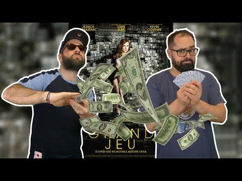 LE GRAND JEU (MOLLY'S GAME) - CRITIQUE streaming vf
