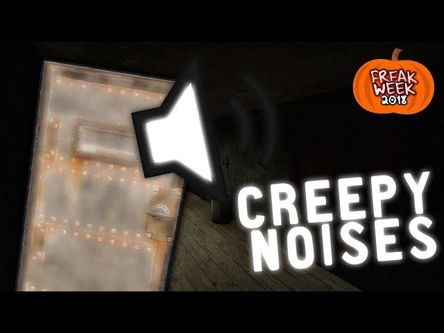 CSGO DOORS ARE SCARY!!!   Freak Week - Day 3