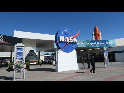 Lunch With An Astronaut At NASA Kennedy Space Center, Space Shuttle Atlantis & Up Close Tour!!!